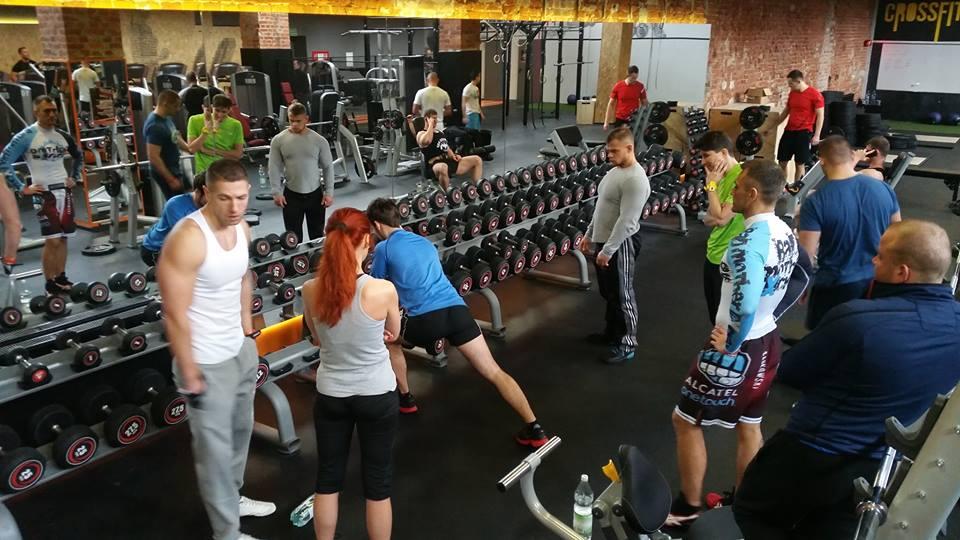 kurs trener personalny Łódź - Olimpiakos