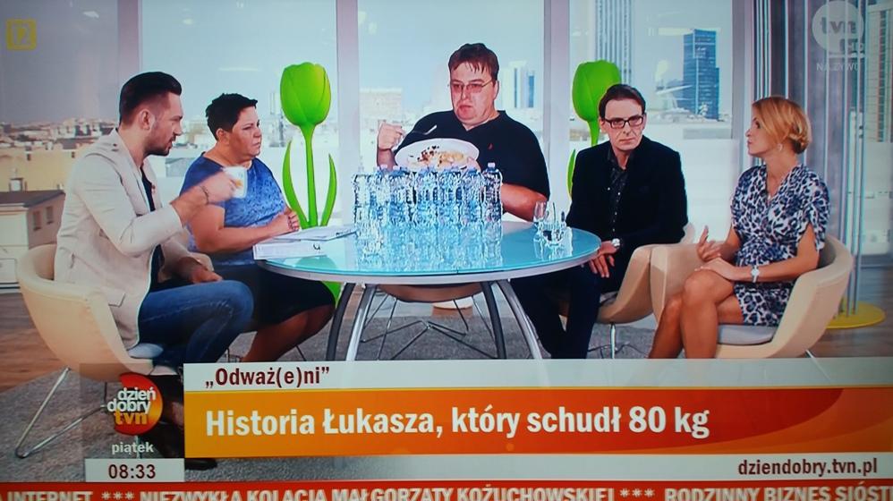 Dieta Łukasza Lecha dietetyk