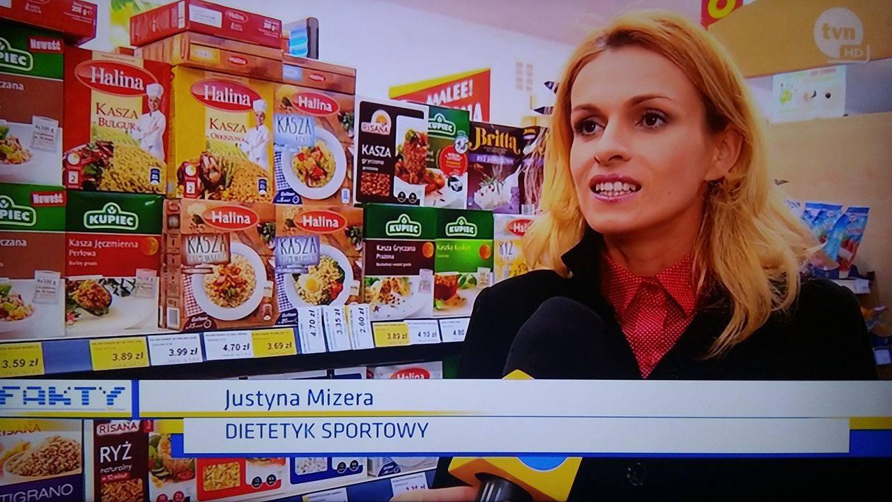 Justyna Mizera fakty tvn