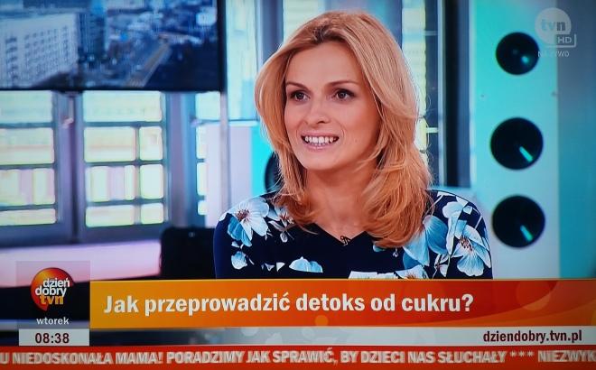 dietetyk gwiazd TVN - Justyna Mizera