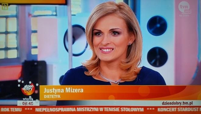 Dietetyk gwiazd - Justyna Mizera