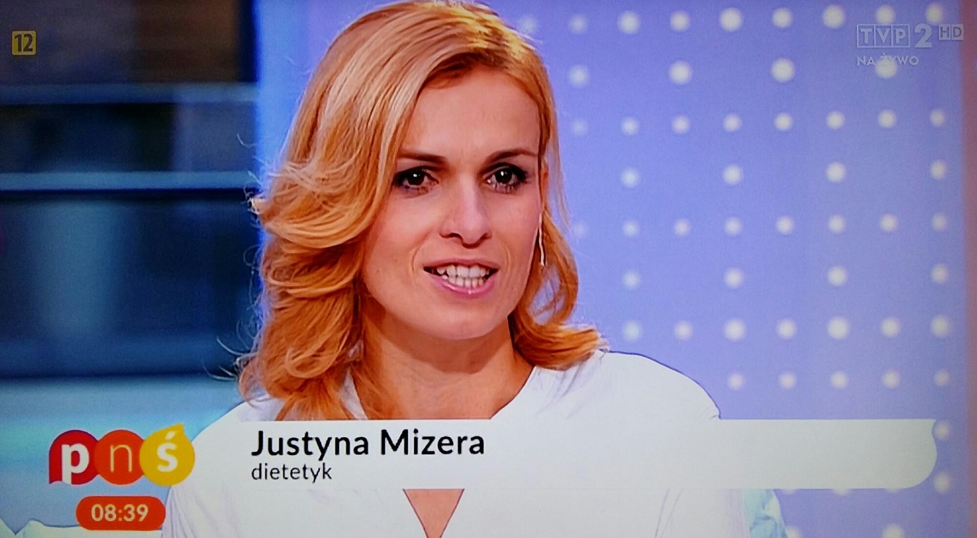 Dietetyk sportowy Mizera Justyna
