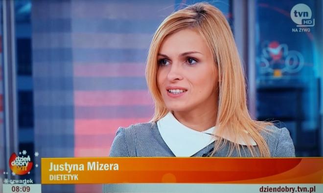 Justyna Mizera dietetyk Warszawa