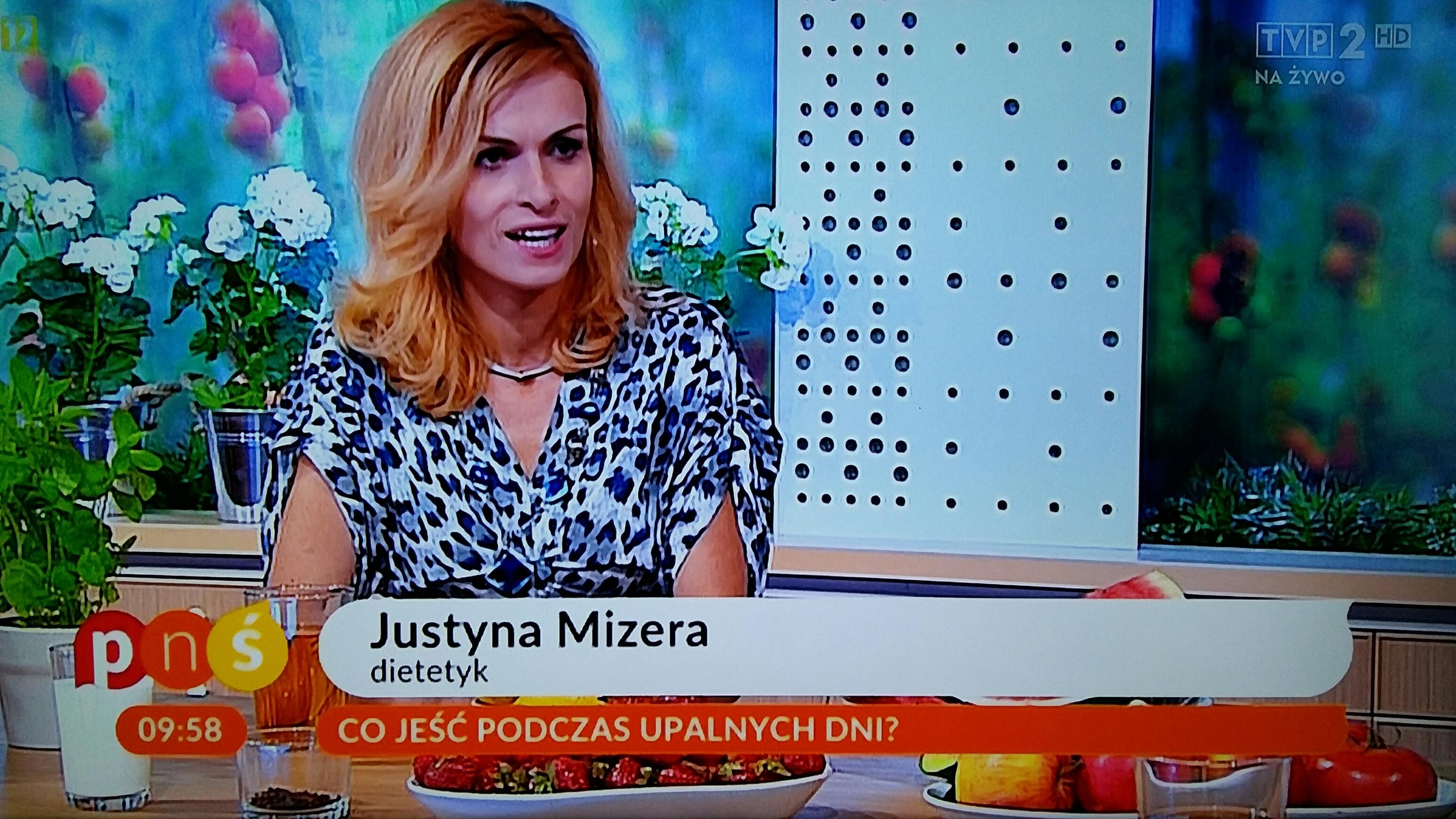 Justyna Mizera dietetyk sportowy