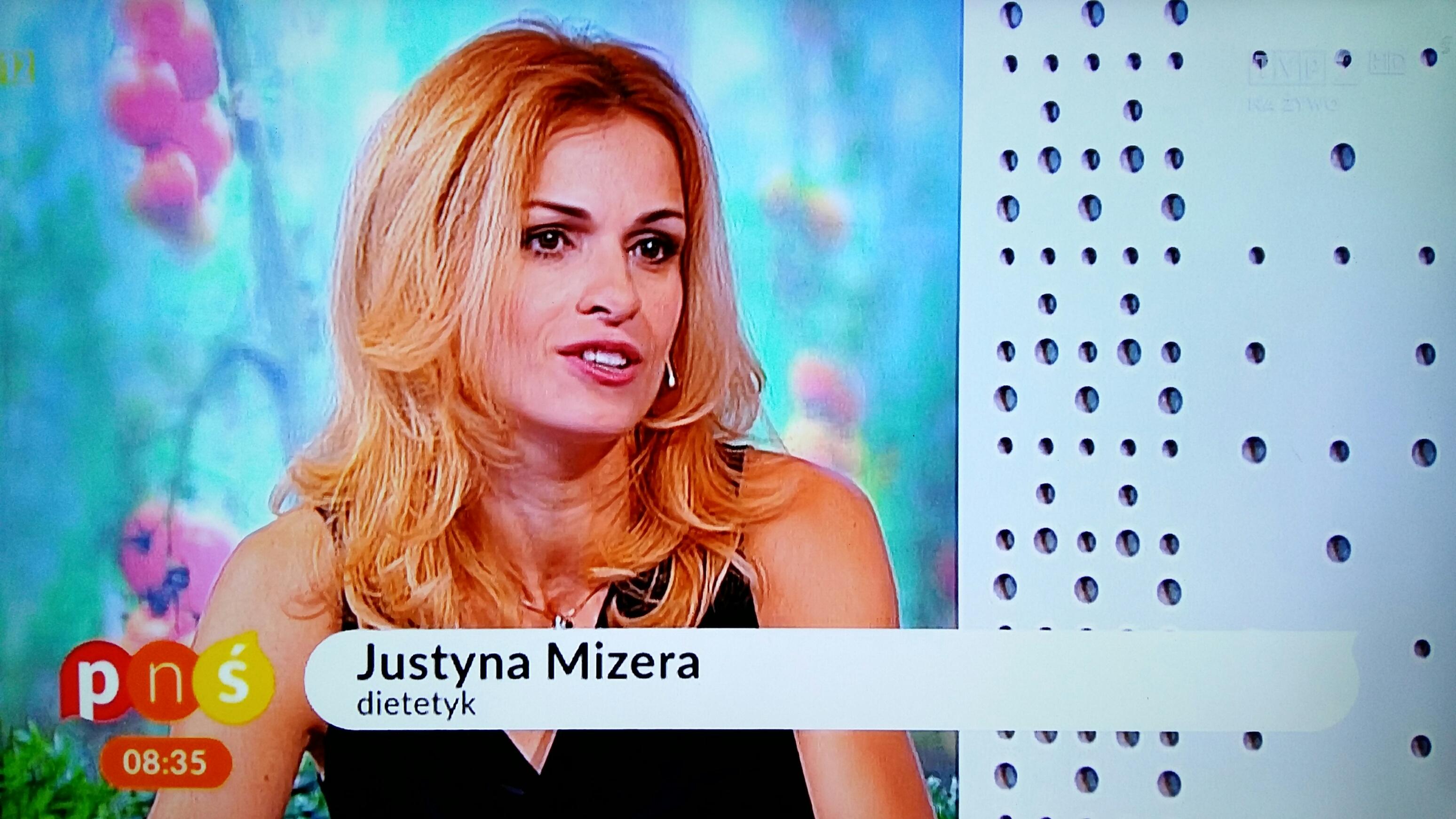 Mizera Justyna Warszawa dietetyk sportowy