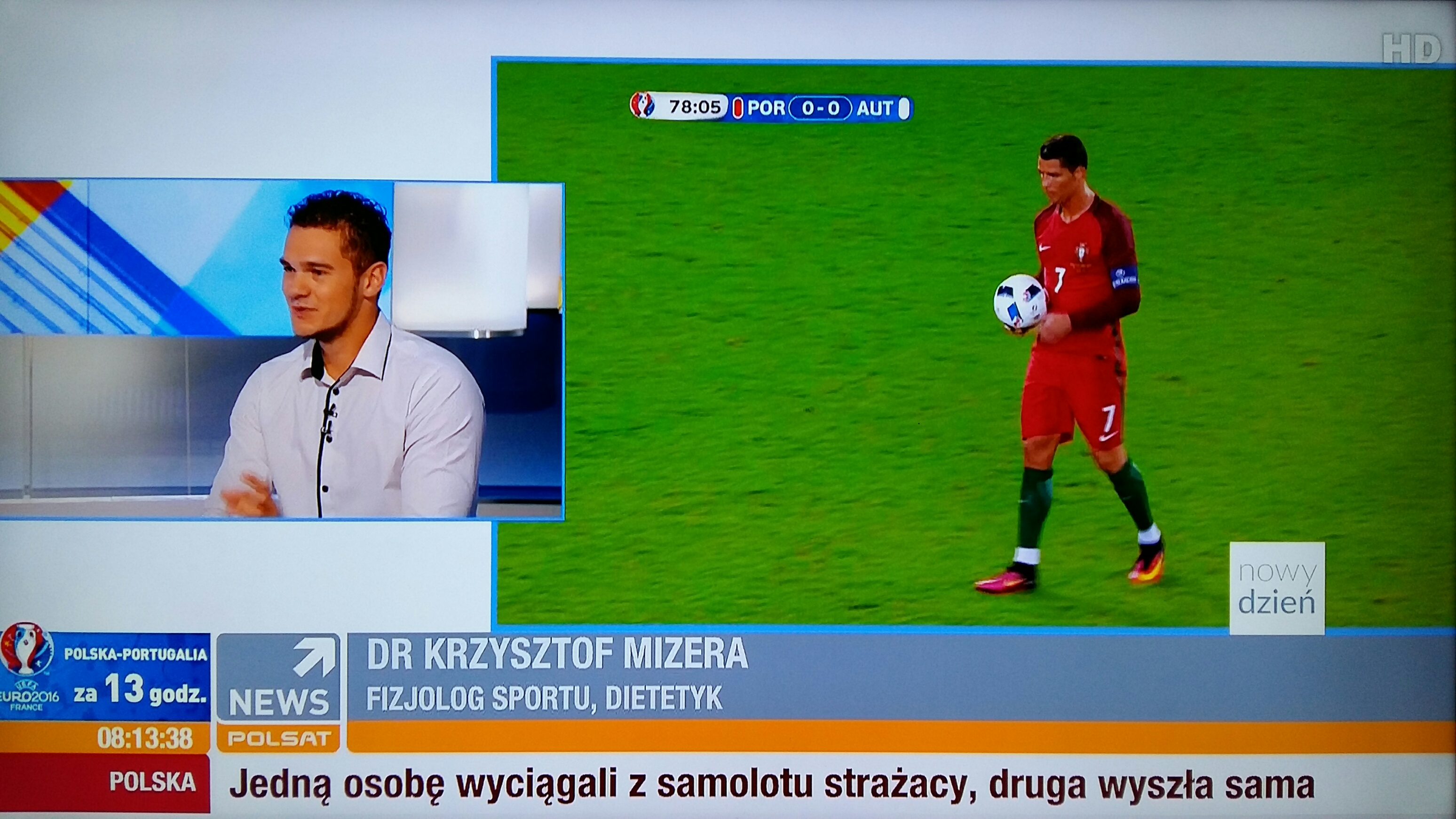 Mizera Krzysztof dietetyk kadry