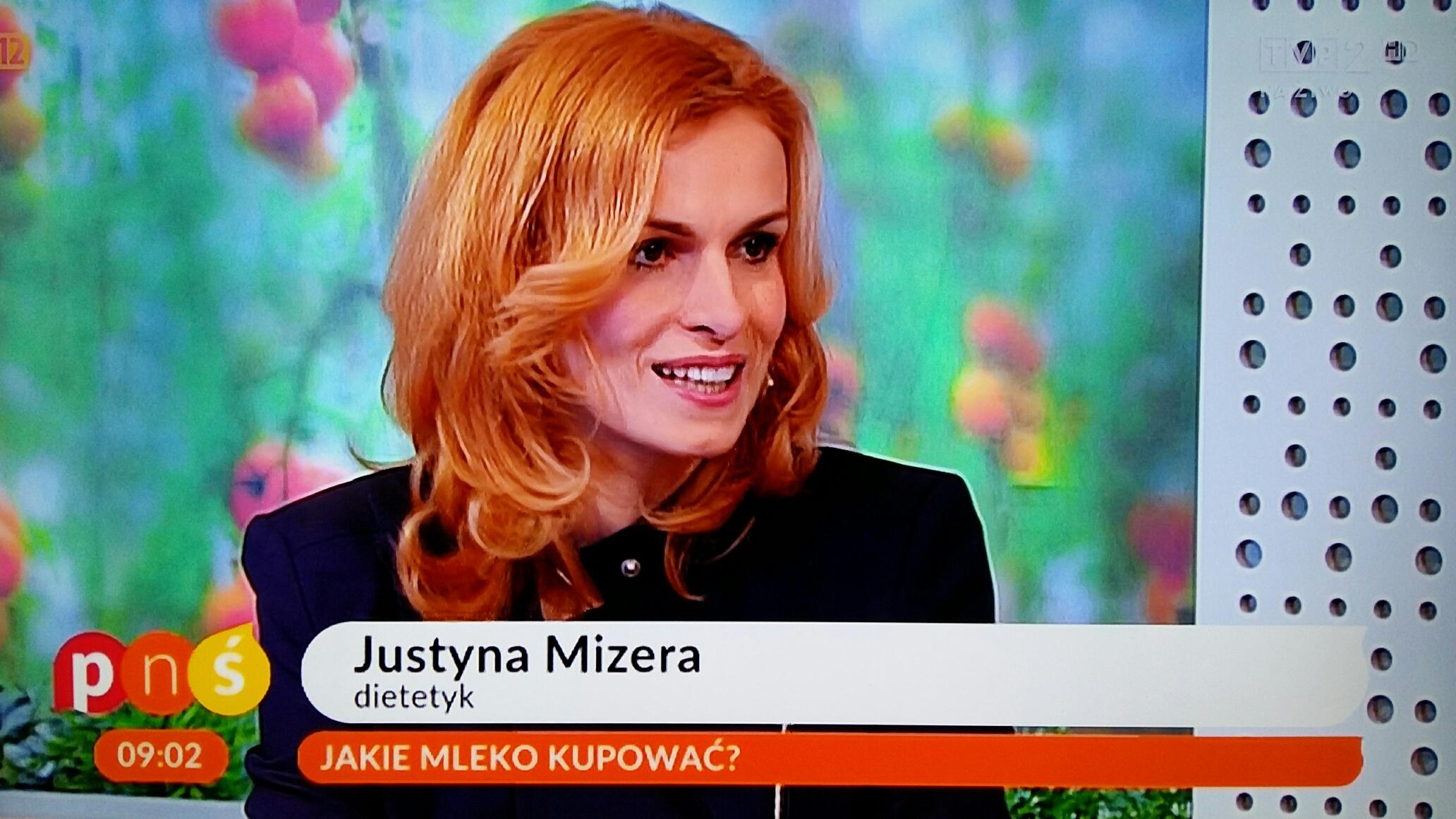 dietetyk gwiazd Justyna Mizera