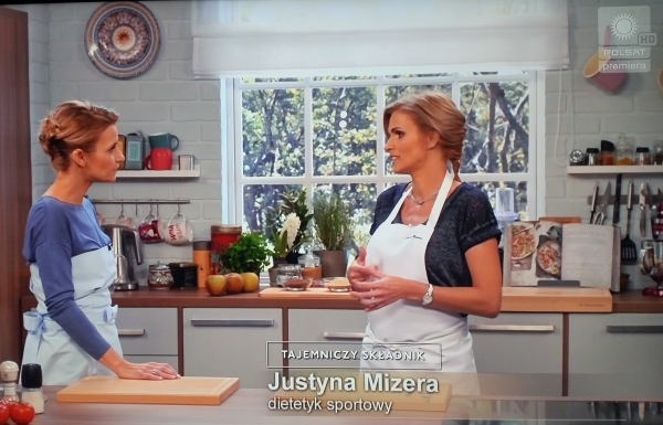 dietetyk gwiazd Polsat Justyna Mizera