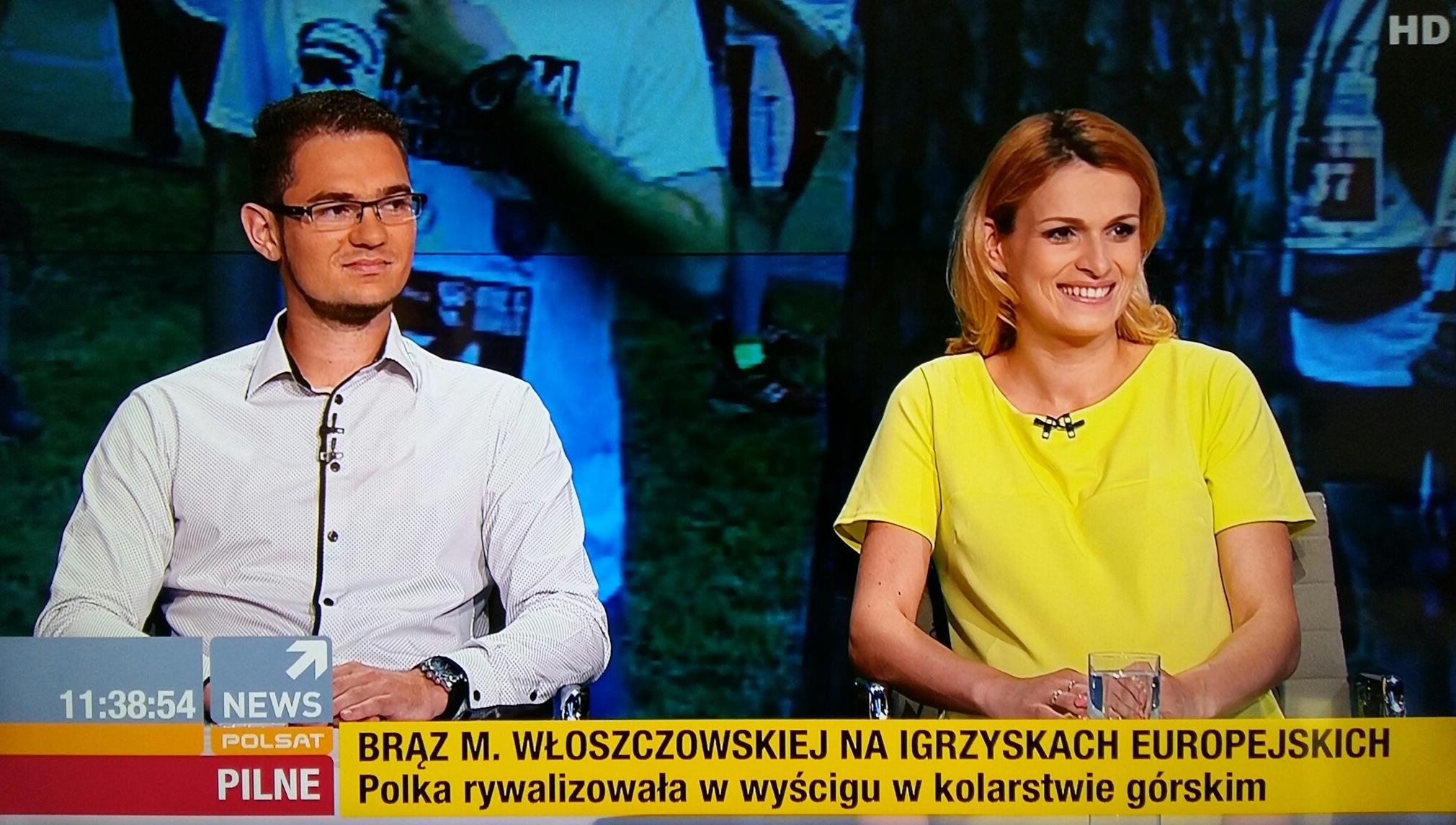 dietetyk sportowy Mizera w Polsat