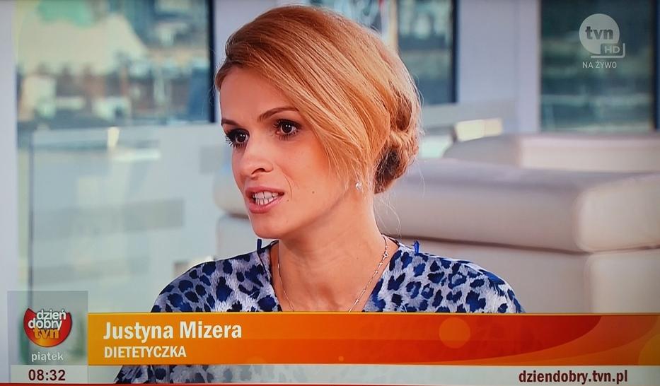 Justyna Mizera dietetyk gwiazd TVN