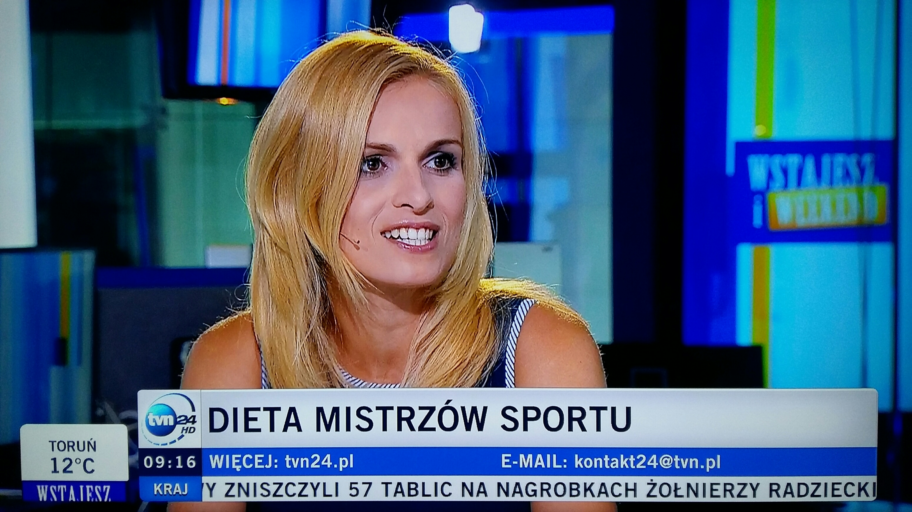Justyna Mizera dietetyk sportowców